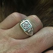 Русский стиль handmade. Livemaster - original item The Ring