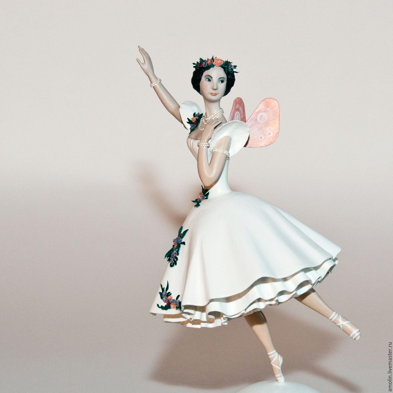 Ballerina, indoor figurine, Figurines, Moscow,  Фото №1