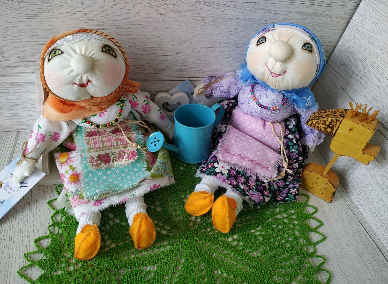 Бабулички красотулички, Народная кукла, Чаплыгин,  Фото №1