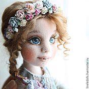 Куклы и игрушки ручной работы. Ярмарка Мастеров - ручная работа Рози. Текстильная кукла. Handmade.