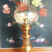 Винтаж handmade. Livemaster - original item Vintage interior items: Magnificent antique table lamp. Handmade.
