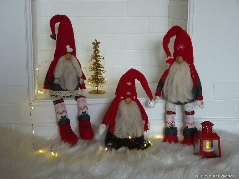 Christmas gnome christmas decor shop online on for Gnome 3 decoration fenetre