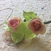 Украшения ручной работы. Ярмарка Мастеров - ручная работа Розовое облако. Handmade.