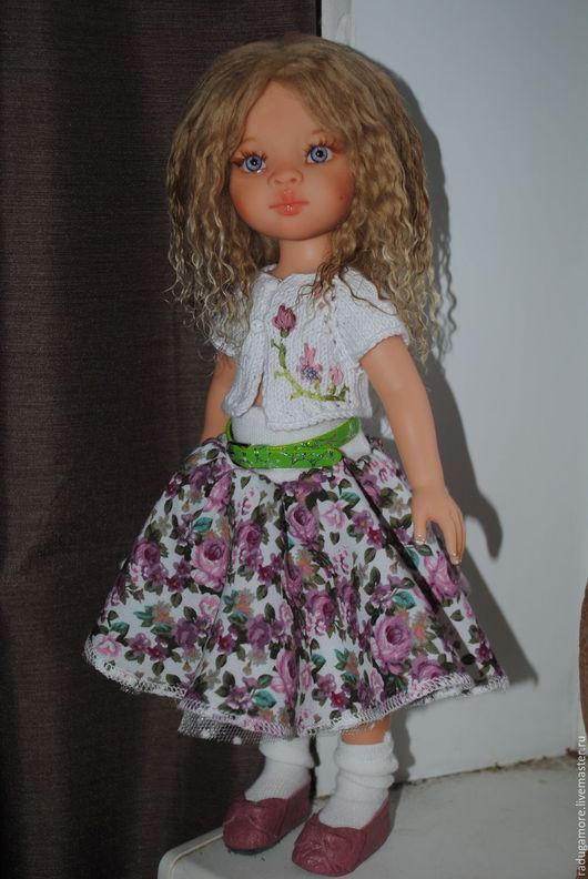 Коллекционные куклы ручной работы. Ярмарка Мастеров - ручная работа. Купить кукла ооак Паола Рейна (для примера). Handmade.