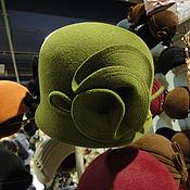 Аксессуары ручной работы. Ярмарка Мастеров - ручная работа Изготовление головных уборов на заказ. Handmade.