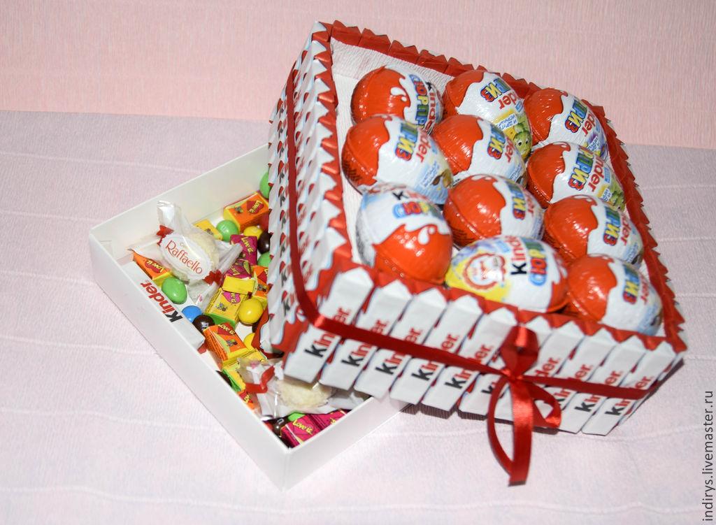 Каталог подарков киндер сюрприз 154