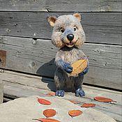 Куклы и игрушки ручной работы. Ярмарка Мастеров - ручная работа Квокка. Handmade.