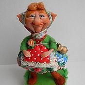 Куклы и игрушки handmade. Livemaster - original item Frosya. Handmade.