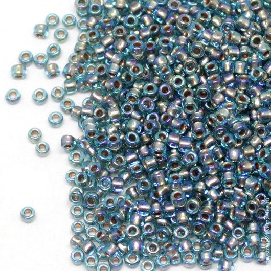 Для украшений ручной работы. Ярмарка Мастеров - ручная работа. Купить Бисер ТОХО круглый 15/0 №995  TOHO Beads 5гр. Handmade.