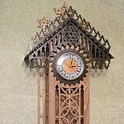 Для дома и интерьера ручной работы. Ярмарка Мастеров - ручная работа Настенные часы  МЮНХЕН. Handmade.