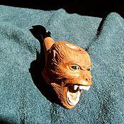 Подарки к праздникам handmade. Livemaster - original item Smoking pipe of the Grant of the