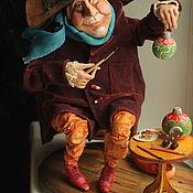 """Куклы и пупсы ручной работы. Ярмарка Мастеров - ручная работа Авторская интерьерная кукла """"Каждый сам себе волшебник"""". Handmade."""