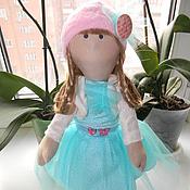 Куклы и игрушки ручной работы. Ярмарка Мастеров - ручная работа Кукла Снежка. Handmade.