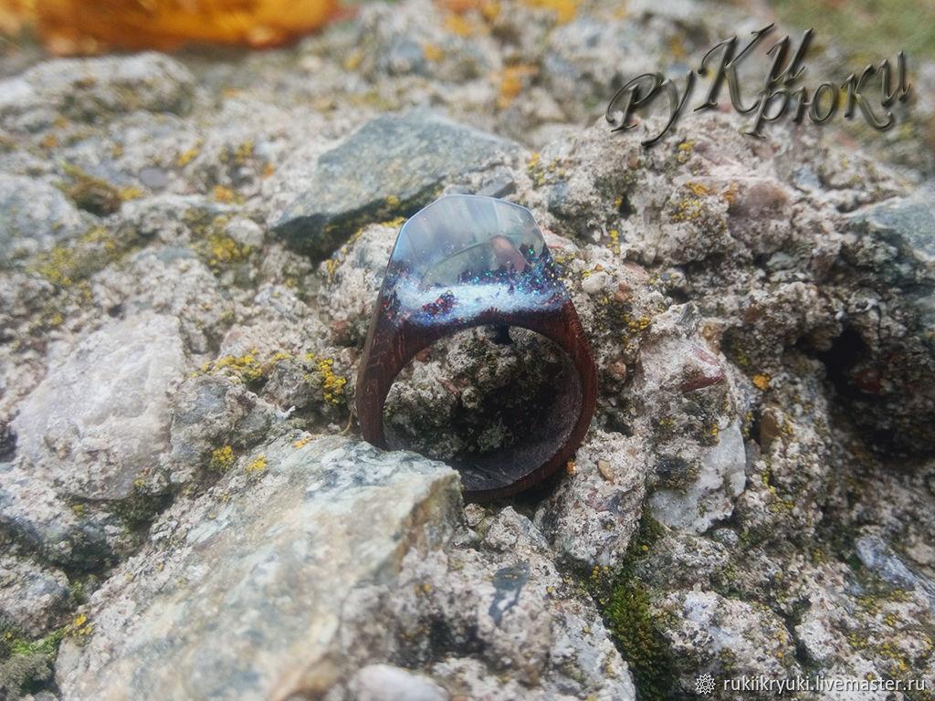 """Кольцо """"Хрустальные копи I и II"""" (Crystal Mine), Кольца, Ульяновск,  Фото №1"""