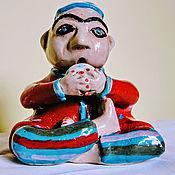 handmade. Livemaster - original item Ceramic figurine