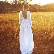 Одежда ручной работы. Ярмарка Мастеров - ручная работа Платье с открытой спиной.. Handmade.