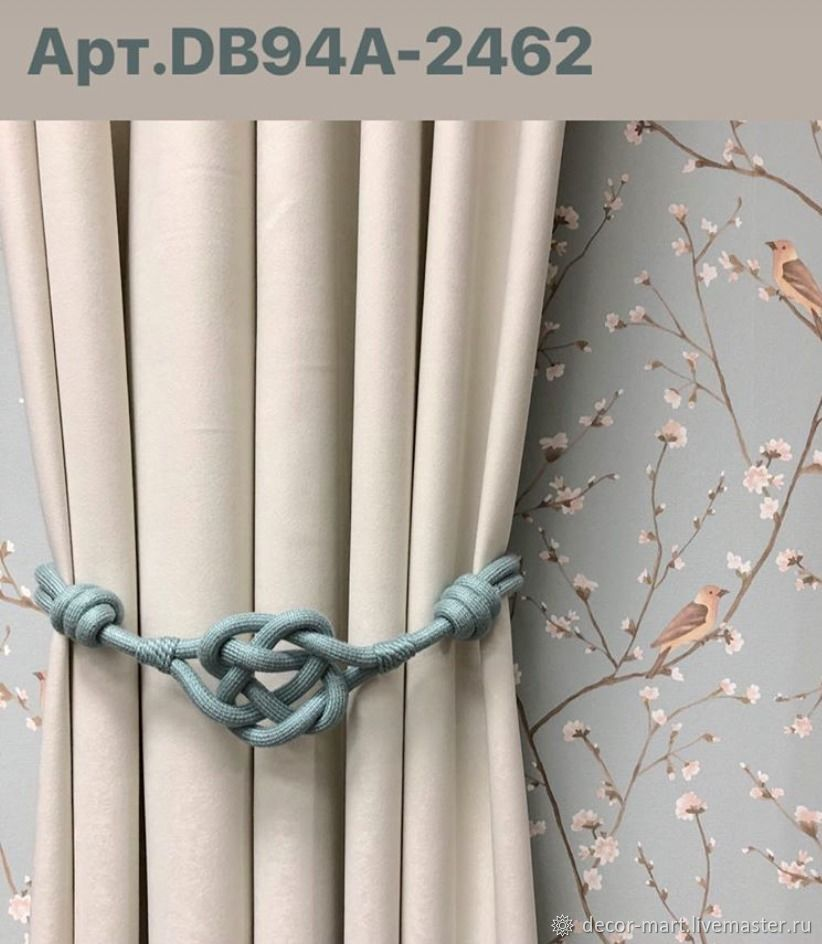 Tiebacks: Picking up a Complex node, Grips for curtains, Moscow,  Фото №1