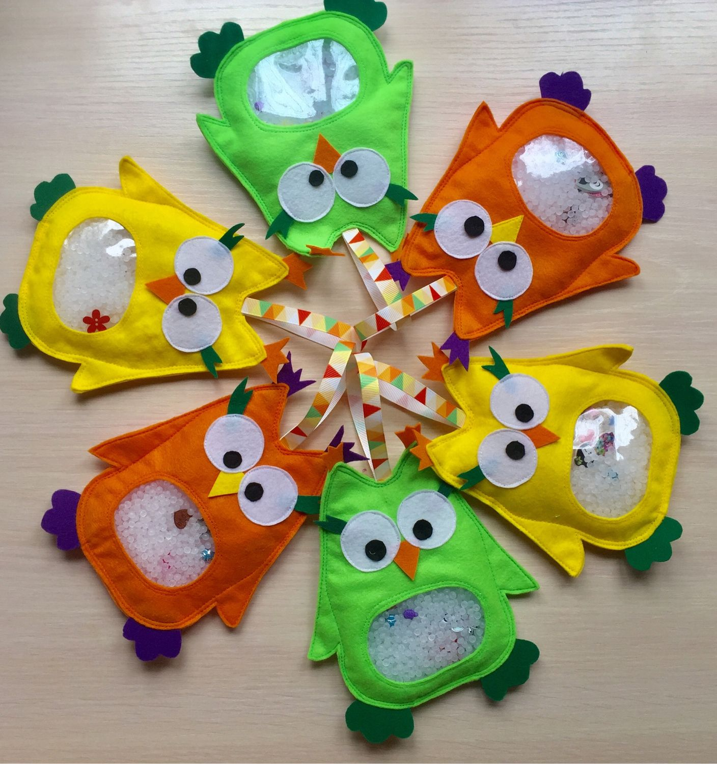 Isoloci 'Owl', hidden object touch toy, Eye Spy Toys, Krasnoyarsk,  Фото №1