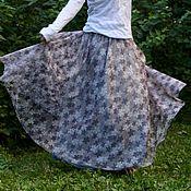 Одежда ручной работы. Ярмарка Мастеров - ручная работа Юбочка из сетки летняя. Handmade.