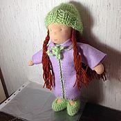 Куклы и игрушки ручной работы. Ярмарка Мастеров - ручная работа Кукла для Карины. Handmade.
