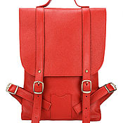 Сумки и аксессуары handmade. Livemaster - original item Female backpack