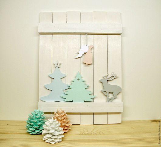 панно для интерьера, панно в детскую, картина из дерева, подарок на день влюбленных