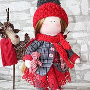 """Куклы и пупсы ручной работы. Ярмарка Мастеров - ручная работа Интерьерная кукла """"Габриэль. Handmade."""