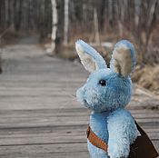 Куклы и игрушки ручной работы. Ярмарка Мастеров - ручная работа Авторский кролик Гарри. Handmade.