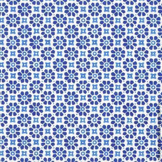Декупаж и роспись ручной работы. Ярмарка Мастеров - ручная работа. Купить Лорин синий (13309636) - салфетка для декупажа. Handmade. Разноцветный