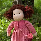 Куклы и игрушки ручной работы. Ярмарка Мастеров - ручная работа Вальдорфская кукла в пришивной одежде Яна. Handmade.