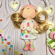 Куклы и игрушки ручной работы. Ярмарка Мастеров - ручная работа Текстильная душевная кукла ручной работы. Handmade.