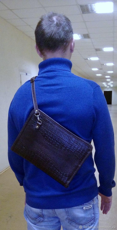 Folder leather 183 m, Classic Bag, St. Petersburg,  Фото №1