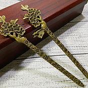 handmade. Livemaster - original item Bookmark for books (REMAINING 1 PC)antique bronze. Handmade.