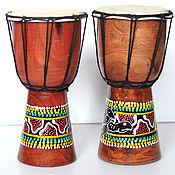 Барабан Джамбе 25 см
