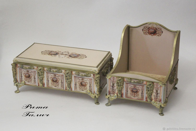 Versailles Set, Box, Volgograd,  Фото №1