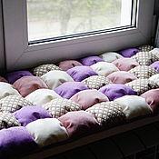Mattresses handmade. Livemaster - original item Mat -mattress - bed on the window sill. Handmade.
