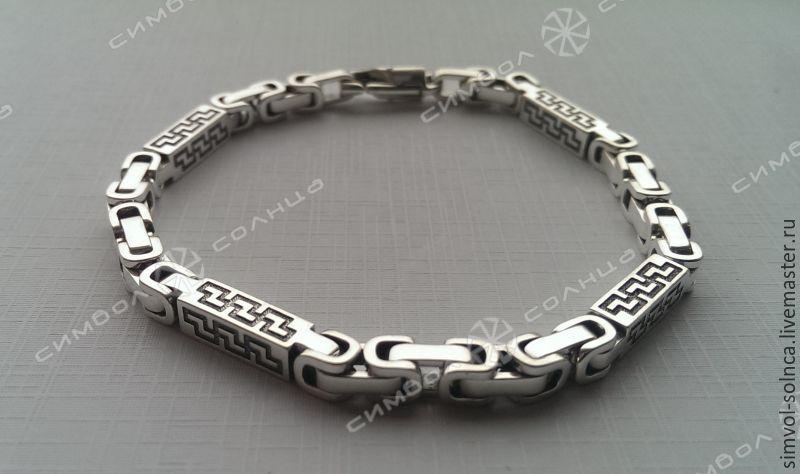 Perun Bracelet (3), Folk decorations, Sochi,  Фото №1