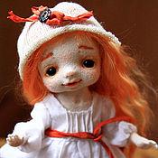 Куклы и игрушки ручной работы. Ярмарка Мастеров - ручная работа Гномочка Стасенька. Handmade.