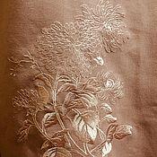"""Платья ручной работы. Ярмарка Мастеров - ручная работа Платье """"Розовая хризантема"""" ЖП2-150. Handmade."""