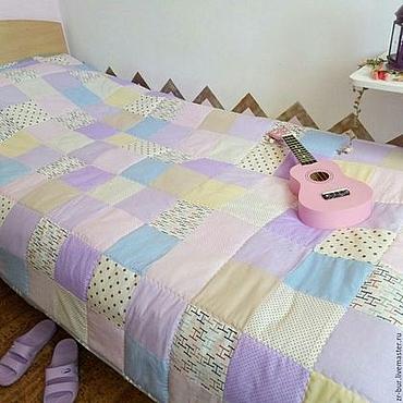 Works for children handmade. Livemaster - original item The blanket on the bed in the range. Handmade.