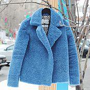 Одежда ручной работы. Ярмарка Мастеров - ручная работа SALE Куртка-косуха двубортная из овчины. Handmade.