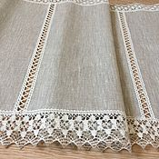 Для дома и интерьера handmade. Livemaster - original item Path of flax