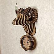 Для дома и интерьера handmade. Livemaster - original item argali prefabricated watches. Handmade.