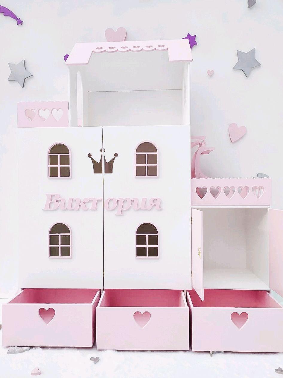 Кукольный домик. Домик для кукол. Домик для Барби, Кукольные домики, Новосибирск,  Фото №1