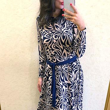 Clothing handmade. Livemaster - original item Liv Dress 090. Handmade.