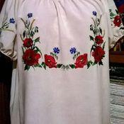 Одежда handmade. Livemaster - original item Women`s embroidery ZhR4-009. Handmade.