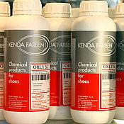 Материалы для работы с кожей ручной работы. Ярмарка Мастеров - ручная работа Средство для обработки уреза Kenda Farben Orly SL. Handmade.