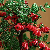 Цветы и флористика ручной работы. Ярмарка Мастеров - ручная работа Барбарисовое деревце. Handmade.