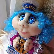 Куклы и игрушки ручной работы. Ярмарка Мастеров - ручная работа Мариша - морская фея, авторская кукла. Handmade.