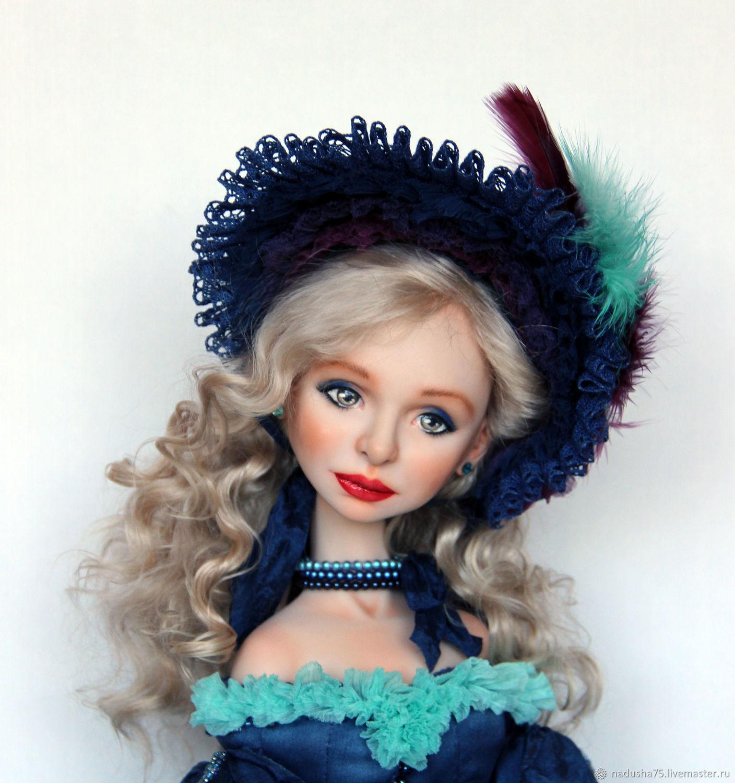 Коллекционная кукла  Коко, Куклы и пупсы, Шадринск,  Фото №1